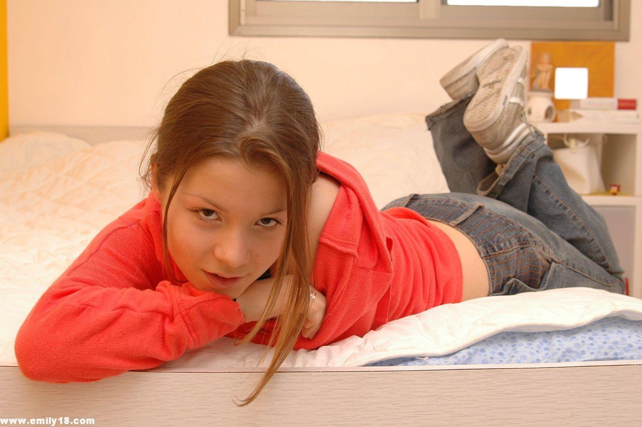Teens in tight sweet pants